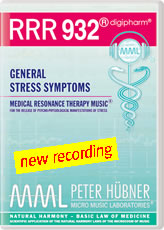 Peter Hübner Medical Resonance Therapy Music - Scientific Studies & Clinical Observations