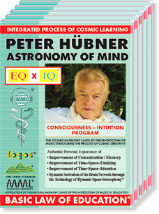 Peter Hübner - Astronomy of Mind