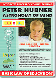 Peter Hübner - Astronomy of Mind - EQ x IQ